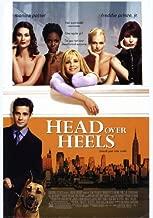 Head Over Heels Poster 27x40 Monica Potter Freddie Prinze Jr. Shalom Harlow