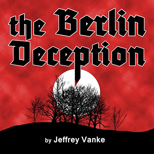 The Berlin Deception audiobook cover art