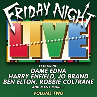 Friday Night Live, Volume 2 cover art