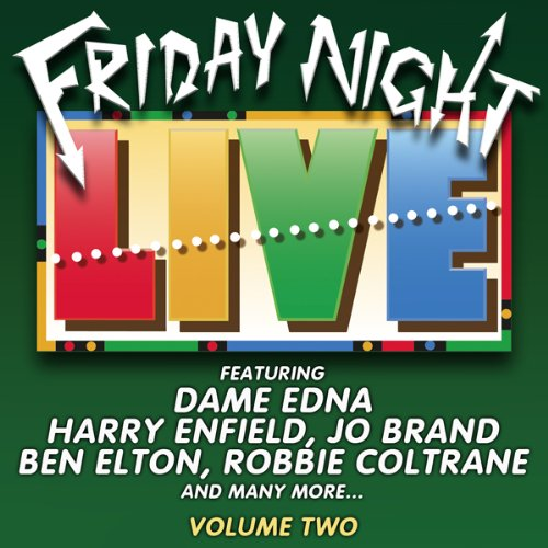 Friday Night Live, Volume 2 audiobook cover art