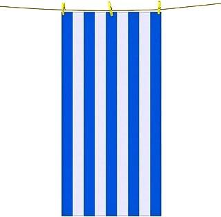 150x70cm,Corallo Odot Telo da Mare Grande 2 Regalo Telo Mare Antisabbia Microfibia Assorbente Asciugamano da Spiaggia Tappetino Spiaggia per Bagno La Piscina Yoga Nuoto