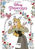 Disney Princesses - 60 coloriages anti-stress