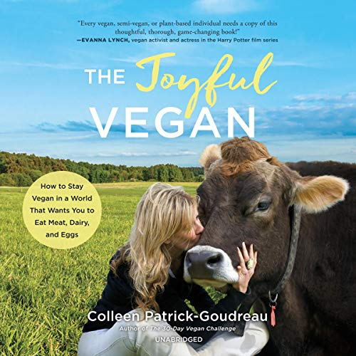 The Joyful Vegan cover art