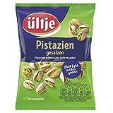 ültje Pistazien mit Schale, ohne Fett geröstet und gesalzen, 6er Pack (6x 150 g)