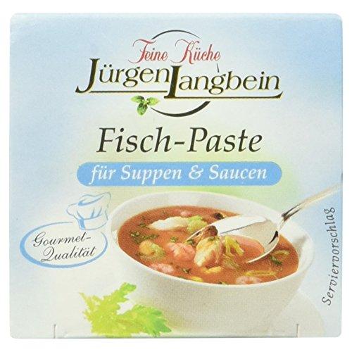 Jürgen Langbein Fisch-Paste, 10er Pack (10 x 50 g)