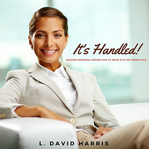 It's Handled! audiobook cover art