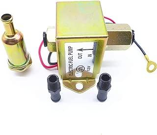 12V Fuel Pump APU RV MD7781 for Generator Generac Kohler Onan Yanmar Gas/Diesel