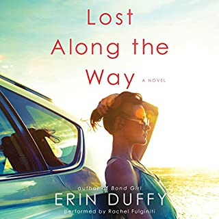 Lost Along the Way audiobook cover art