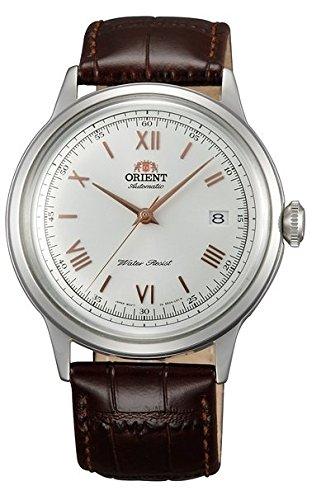 [オリエント時計] 腕時計 オートマティック 国内メーカー保証付き Bambino バンビーノ SAC00008W0