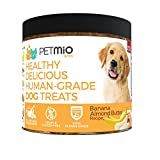 PetMio Human Grade Dog Treats