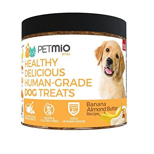 PetMio Bites Pack Human Grade Dog Treats