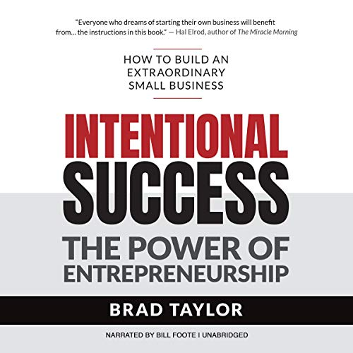 Couverture de Intentional Success