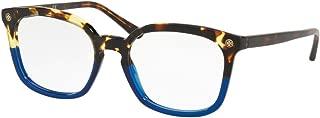 Tory Burch Blue Tortoise Eyeglasses