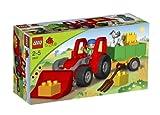 LEGO Duplo 5647 - Trattore e rimorchio