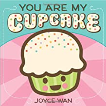 you are my cupcake board book