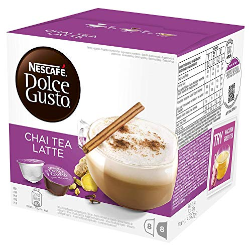 Dolce Gusto Chai Tea Latte 96 cápsulas por Shop4Less