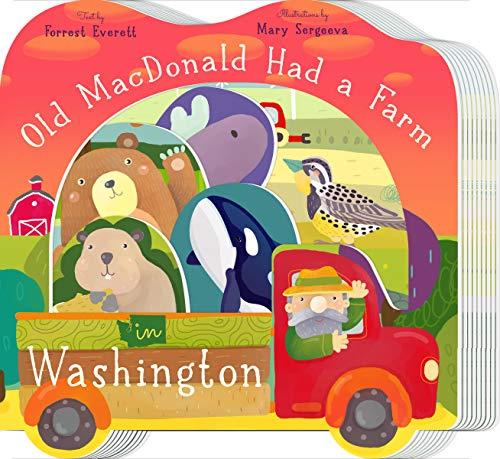 Old MacDonald Had a Farm in Washington (Old MacDonald Had a Farm Regional...