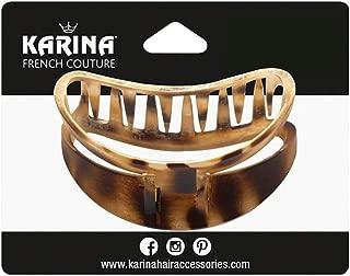 Karina Animal Print Claw Hairclip