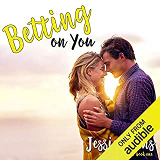 Betting On You audiobook cover art
