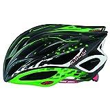 OGK KABUTO(オージーケーカブト) ヘルメット MOSTRO-R スペースマットグリーン サイズ:サイズ:S/M
