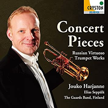 Concert Pieces - Russian Virtuoso Trumpet Works -