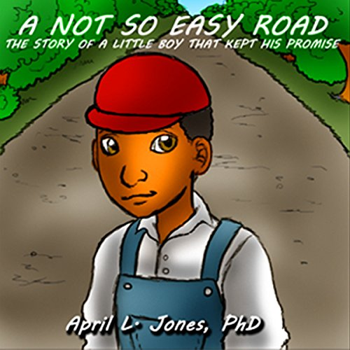 A Not So Easy Road audiobook cover art