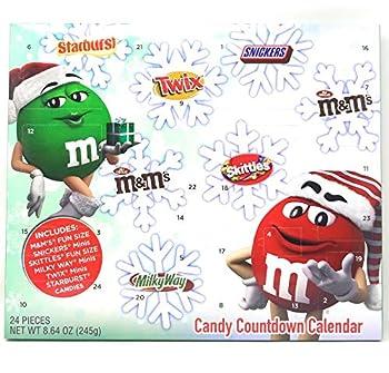 candy advent calendar 2019