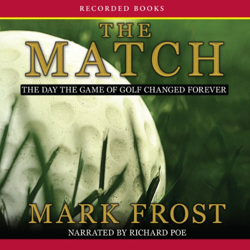 The Match audiobook cover art