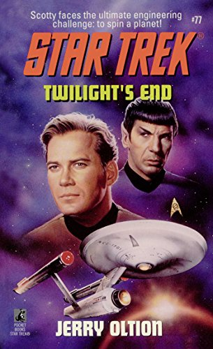 Twilight's End (Star Trek: The Original Series Book 77) (English Edition)