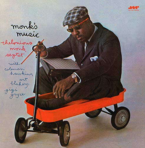 Monks Music [Disco de Vinil]