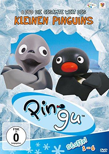 Pingu - Die gesamte Welt des kleinen Pinguins (Staffel 1-6) [Alemania] [DVD]