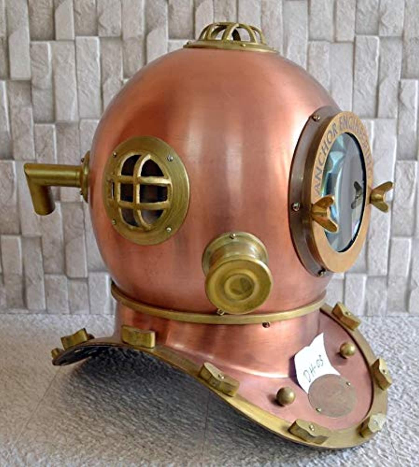 Brass gift store 18 inch Divers Helmet Scuba Diving Helmet Figurines