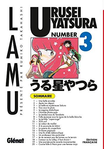Urusei Yatsura - Tome 03