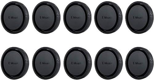JJC Protège-Objectif Arrière pour Sony E-Mount Objectif (10pcs par Paquet)