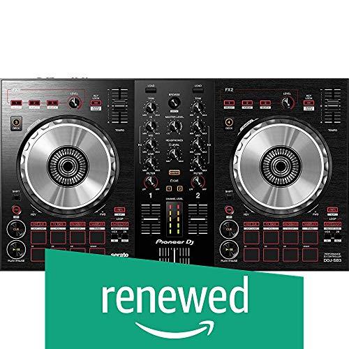Review Of Pioneer DJ DDJ-SB3 DJ Controller (Renewed)