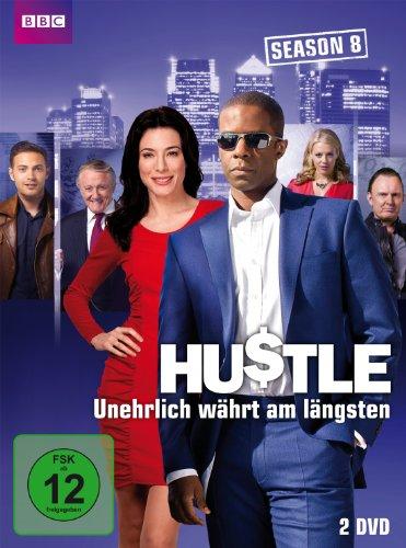 Hustle - Unehrlich währt am Längsten - Season 8 (BBC) [2 DVDs]