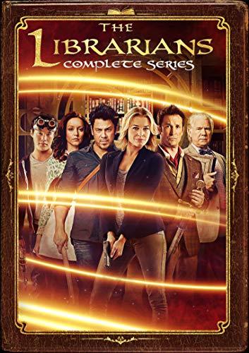 Librarians: Complete Series (12 Dvd) [Edizione: Stati Uniti] [Italia]