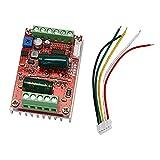 Rakstore DC 12V 24V 48V 400W BLDC 3相 DC ブラシレスPWMモーター速度コントローラーホールモーター調整可能ドライブモジュールボード DC 6-60V