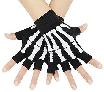 Best fingerless gloves emo Reviews