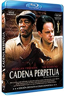 Cadena Perpetua Ed Definitiva [Blu-ray] (B00J24QCNY) | Amazon price tracker / tracking, Amazon price history charts, Amazon price watches, Amazon price drop alerts