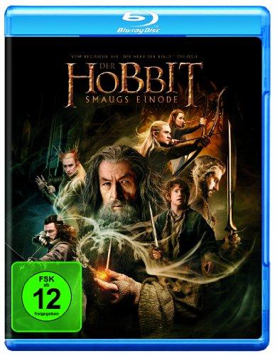 Der Hobbit: Smaugs Einöde [Blu-ray] ultraviolett