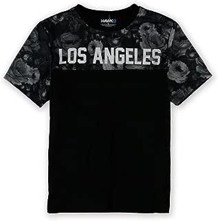 TONY HAWK Mens Rose Football Graphic T-Shirt