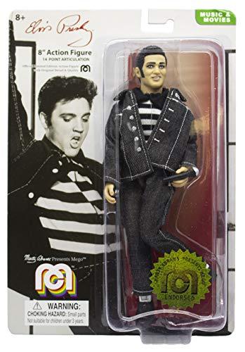 Bizak 62980 Mego - Figura Elvis Presley Rock de la carcel