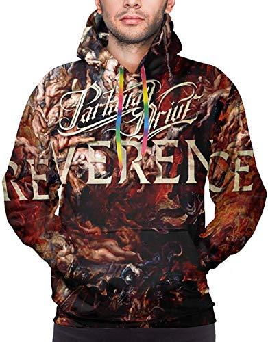 X6Better Parkway Drive Mans 3D Printed Athletic Pullover Sweatshirt Hoodies Das mit Kapuze Sweatshirt der Männer