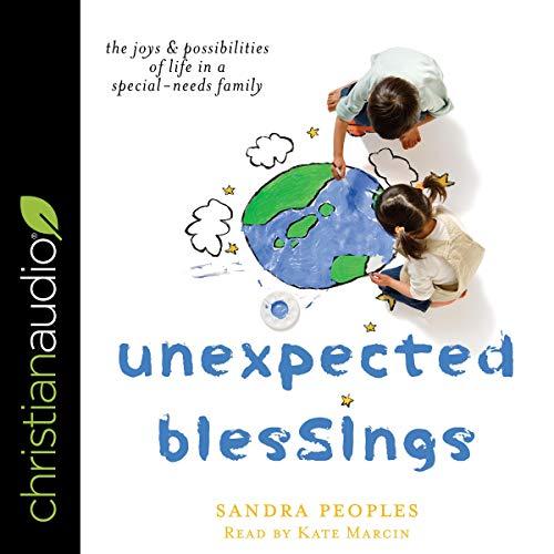 Page de couverture de Unexpected Blessings