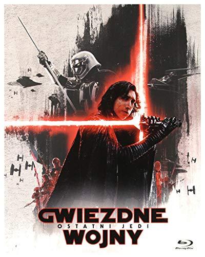Star Wars: Episode VIII - The Last Jedi [2Blu-Ray] [Region Free] (Deutsche Sprache. Deutsche Untertitel)
