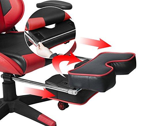 Gaming Stuhl Bestseller WOLTU Racing Stuhl Bild 5*