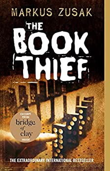 The Book Thief by [Markus Zusak]