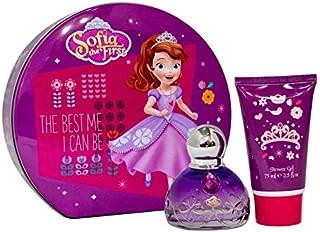 Disney Sofia The First Gift Set For Girls, Eau de Toilette, 50 ml + Shower Gel, 75 ml