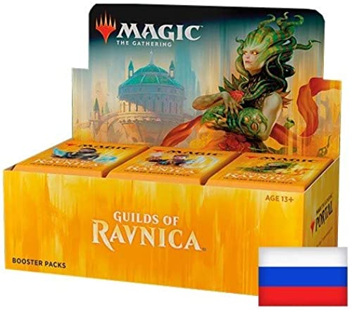 alta calidad general Magic The Gathering MTG Guilds of of of Ravnica Booster Display (36) Russian  cómodo